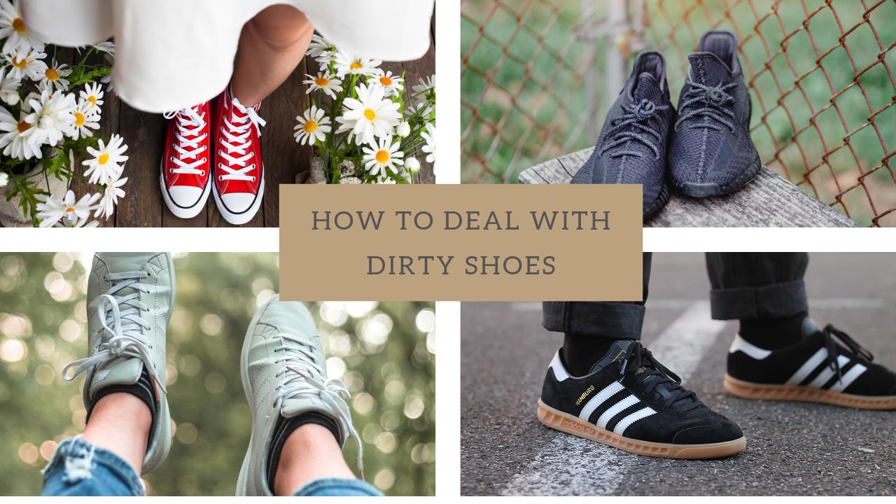 用對方法,鞋才洗得乾淨!